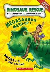 Dinosaur Rescue: Megasuarus Mash-Up 1