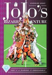 JoJo's Bizarre Adventure: Part 4--Diamond Is Unbreakable, Vol. 7